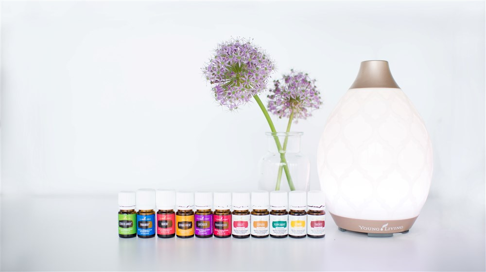 How To Make Your Own Essential Oils At Home